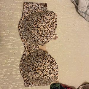 3/$20⭐️Marilyn Monroe Leopard Print Bra